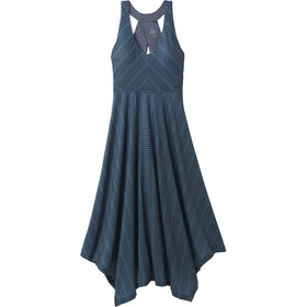 Prana Saxon Dress Women, azul
